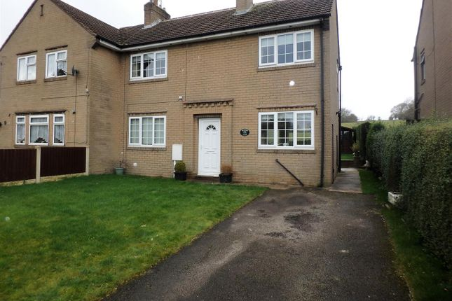 Thumbnail Semi-detached house to rent in Chatsworth Avenue, Crich, Matlock
