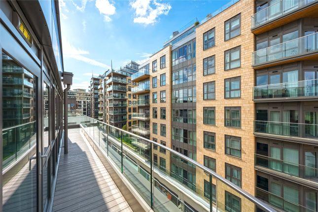 Balcony of Dickens Yard, 12 New Broadway, Ealing, London W5