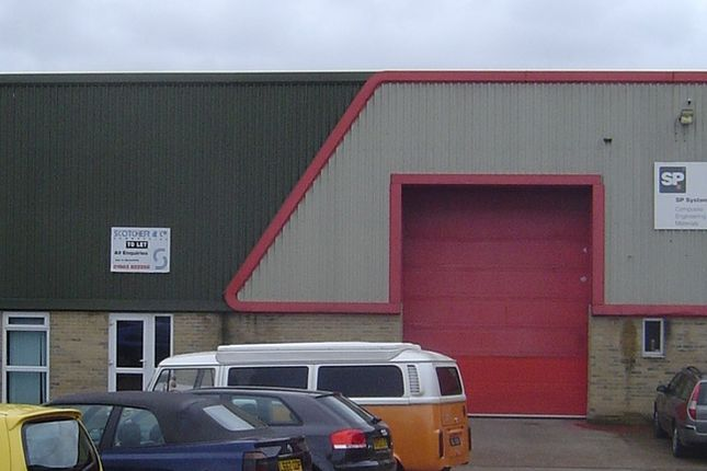 Thumbnail Light industrial to let in Manners View, Newport