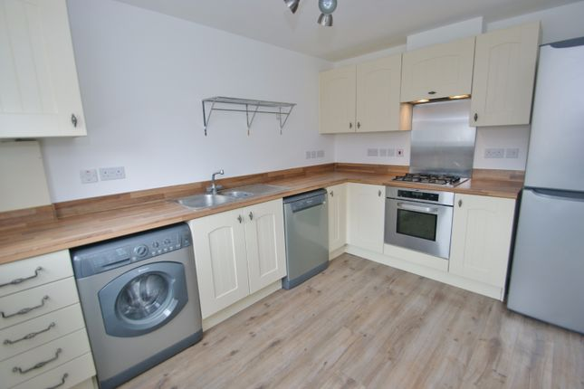 Thumbnail Semi-detached house to rent in Southdown Close, Bridgefield, Ashford