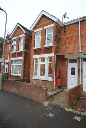 Thumbnail Terraced house to rent in Desborough Road, Eastleigh