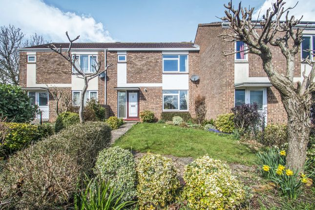 Thumbnail Terraced house for sale in Laurel Close, Taunton
