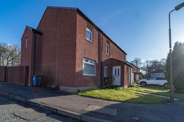 Thumbnail Terraced house for sale in Maryfield Park, Mid Calder