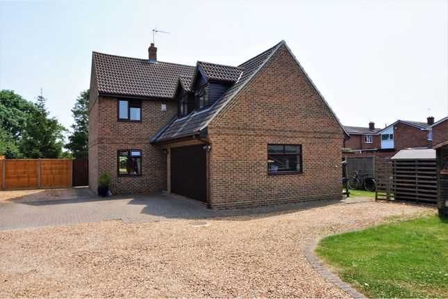 Thumbnail Detached house for sale in Fews Close, Needingworth, St. Ives