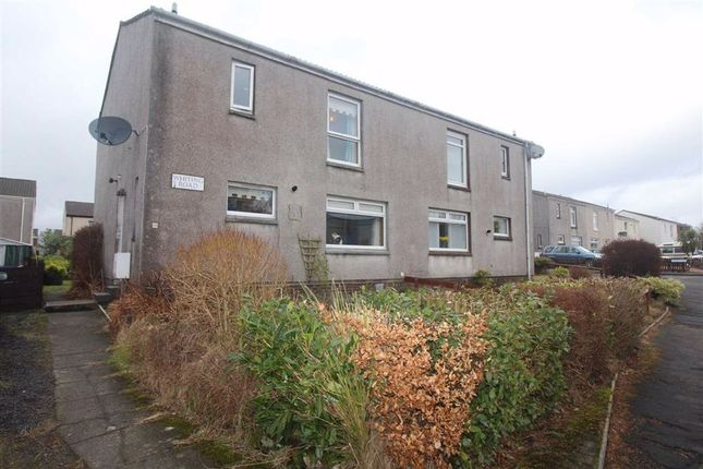 Thumbnail Semi-detached house for sale in Whiting Road, Wemyss Bay