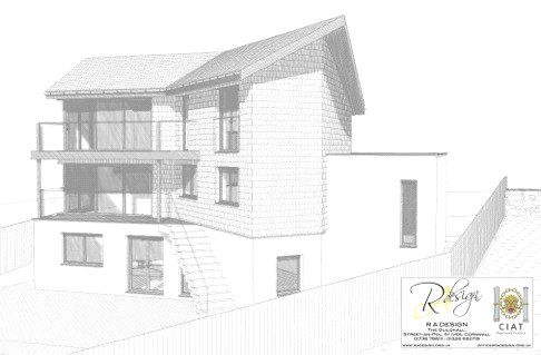 Thumbnail Detached house for sale in Vicarage Lane, Lelant, Cornwall
