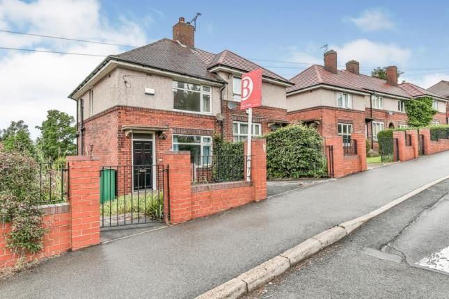 Thumbnail Semi-detached house for sale in Eastern Crescent, Sheffield, South Yorkshire
