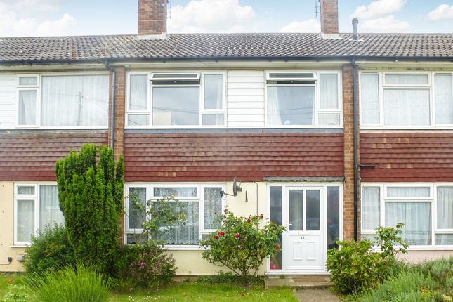 Thumbnail Terraced house for sale in Collingwood Road, Woodbridge