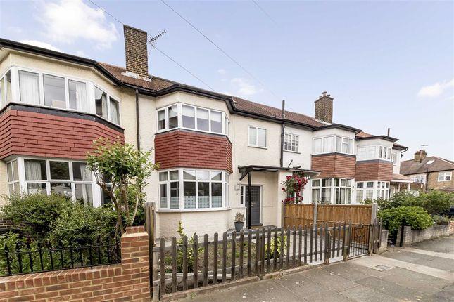 Thumbnail Terraced house for sale in Cross Deep Gardens, Twickenham