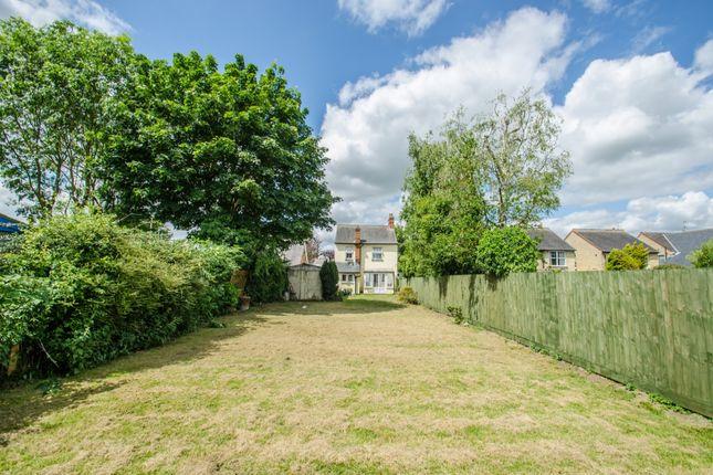 Rear Garden of Bedford Road, Hitchin, Hertfordshire SG5