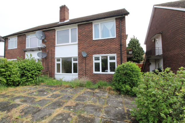 Thumbnail Maisonette to rent in Lawrence Road, South Norwood
