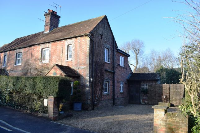 3 bed semi-detached house for sale in Andover Road, Highclere, Newbury