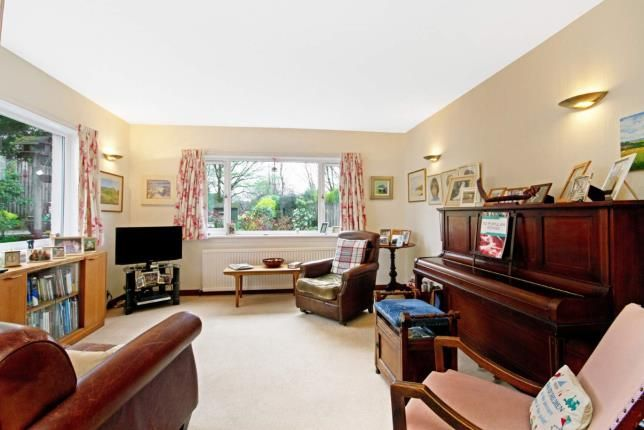 Family Room of Russell Drive, Bearsden, Glasgow, East Dunbartonshire G61