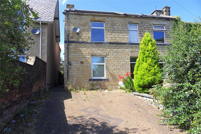 Thumbnail End terrace house for sale in Flash Lane, Mirfield, West Yorkshire