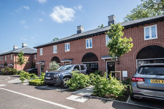 Thumbnail Semi-detached house to rent in Willis Grove, Foxholes Business Park, Hertford