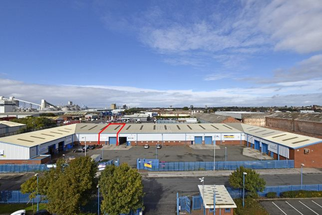 Thumbnail Industrial to let in Unit 19, Maritime Trade Park, Rimrose Road, Bootle
