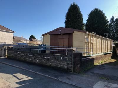 Thumbnail Commercial property for sale in Community Of Christ, Dynevor Road, Neath, West Glamorgan