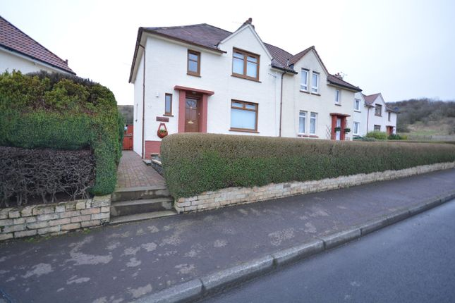 Thumbnail Semi-detached house for sale in Paterson Terrace, Darvel