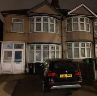 Thumbnail Property to rent in Wadham Road, London