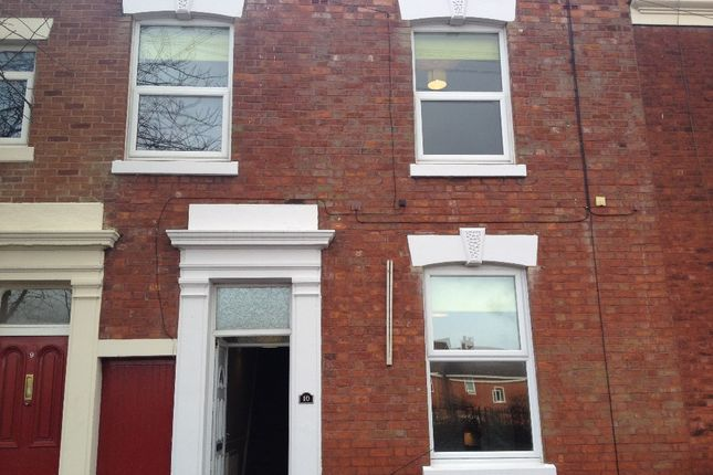 Thumbnail Terraced house to rent in St. Marks Road, Preston, Lancashire