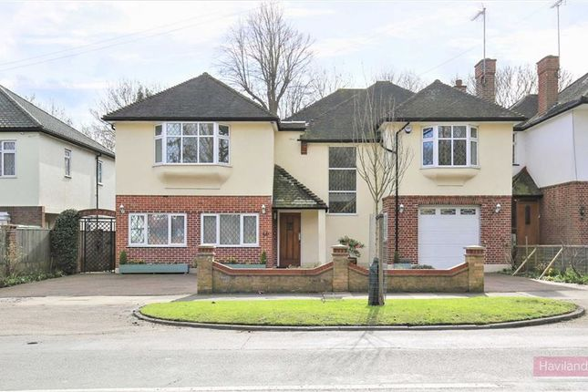 Thumbnail Detached house for sale in Houndsden Road, London
