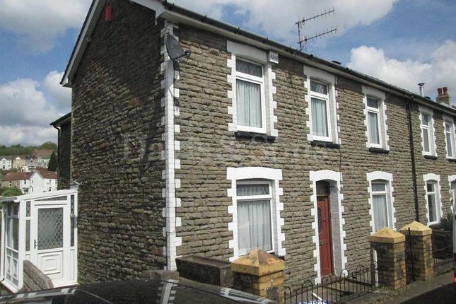 Thumbnail Semi-detached house for sale in High Street, Newbridge, Newport.