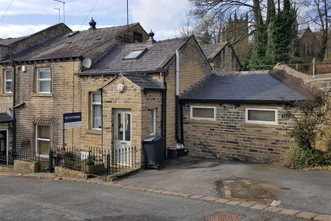 Thumbnail Cottage for sale in Brow Foot Gate Lane, Trimmingham, Halifax