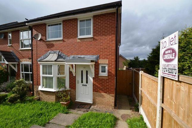 Thumbnail Terraced house to rent in Tinkler Stile, Thackley, Bradford