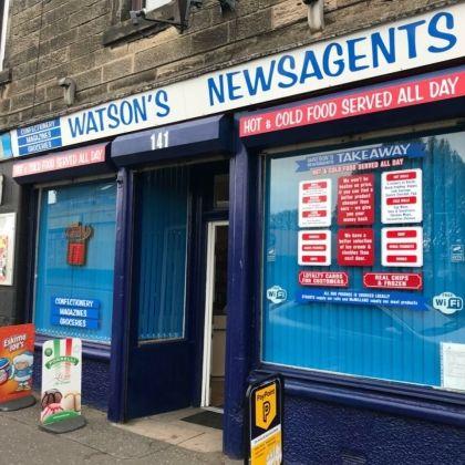 Thumbnail Retail premises for sale in Kirkcaldy, Fife
