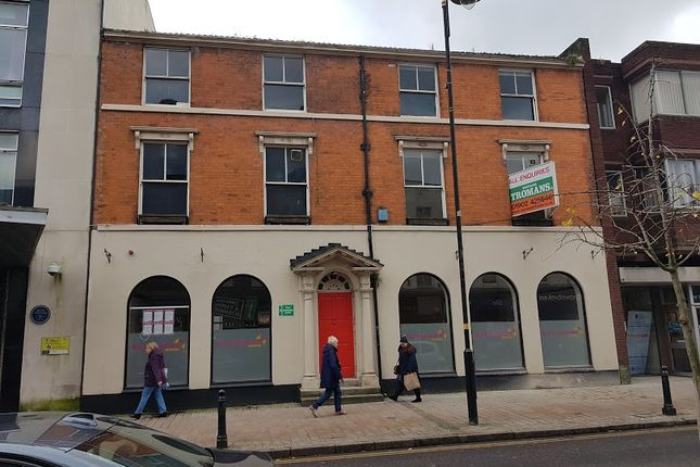 Thumbnail Office for sale in Queen Street, Wolverhampton