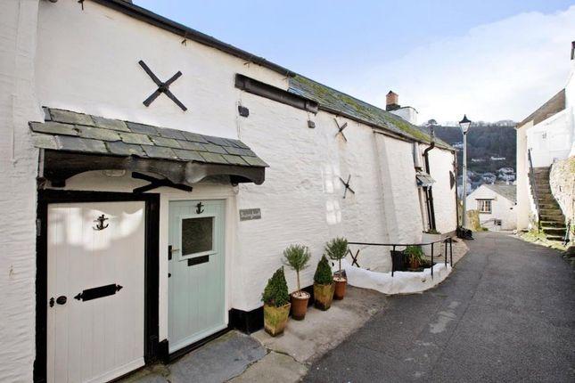 Thumbnail Terraced house for sale in The Warren, Polperro, Looe, Cornwall