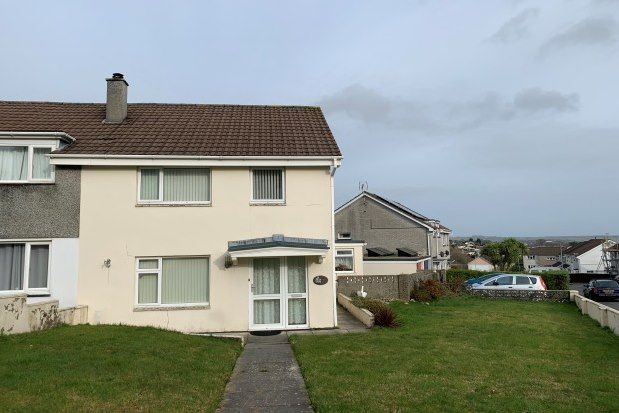 Thumbnail Semi-detached house to rent in Brookside, St. Austell