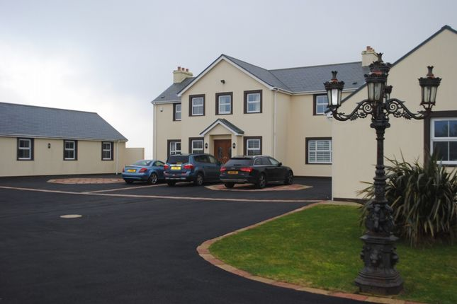 Thumbnail Detached house for sale in Knock Froy Road, Santon, Isle Of Man