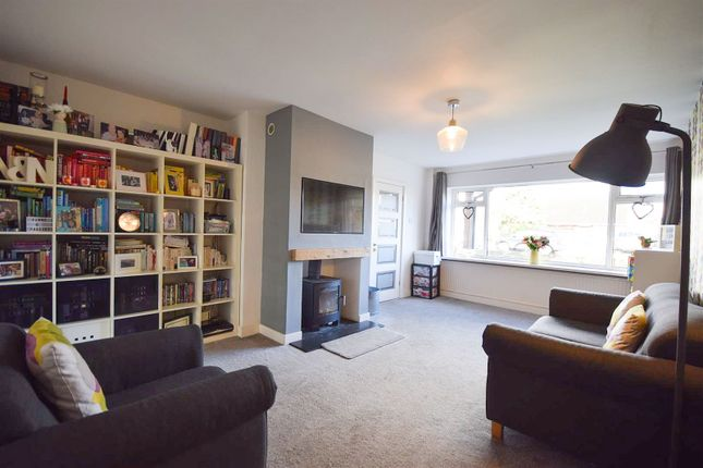 Living Room of Oakdale Drive, Heald Green, Cheadle SK8