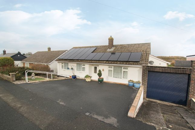 Thumbnail Detached bungalow for sale in Gilwell Avenue, Elburton, Plymouth