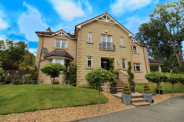 Thumbnail Detached house for sale in Norman Gray Park, Blackburn, Aberdeenshire