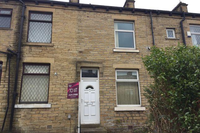 Thumbnail Terraced house to rent in Hartington Terrace, Bradford