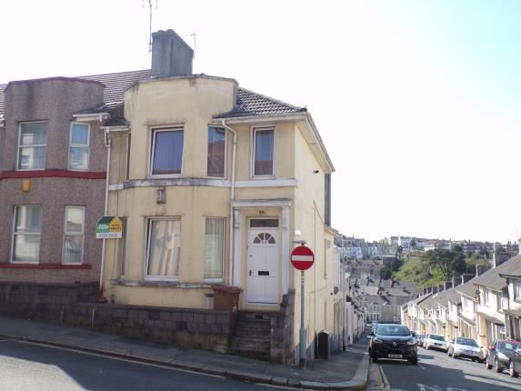 Thumbnail End terrace house for sale in Keyham, Plymouth, Devon