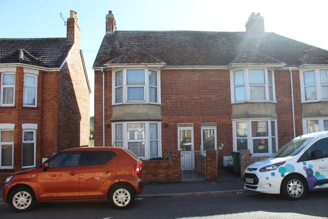 Thumbnail End terrace house to rent in Southview Road, Weymouth