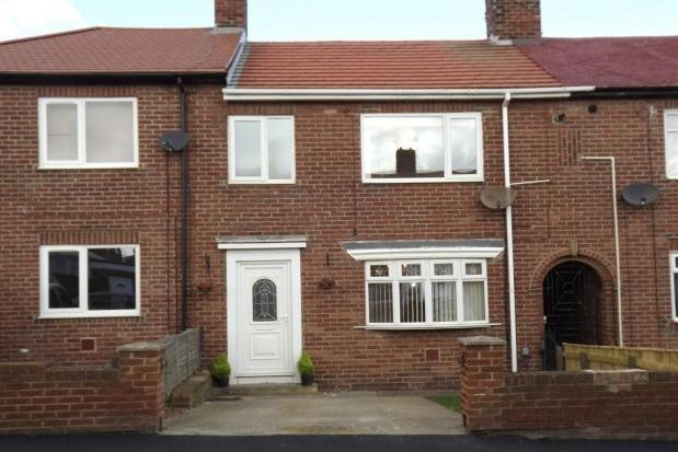 Thumbnail Property to rent in Widdrington Avenue, South Shields