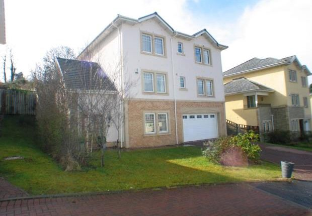 Thumbnail Detached house to rent in Bramble Wynd, Langbank, Inverclyde