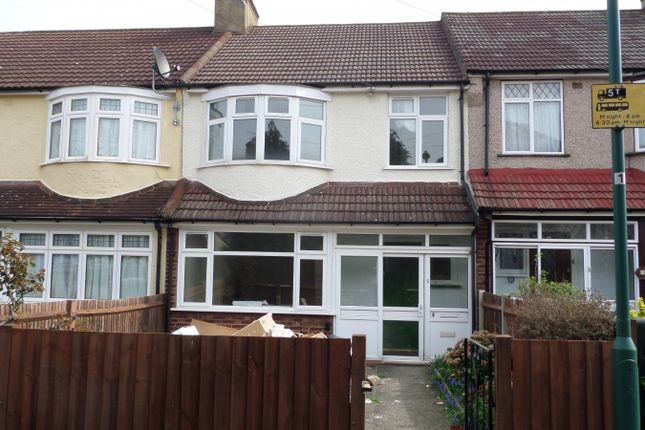 Thumbnail Terraced house to rent in Banstead Way, Wallington