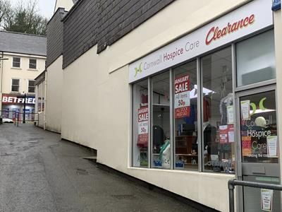 Thumbnail Retail premises to let in 3 Bell Lane, Bodmin, Cornwall