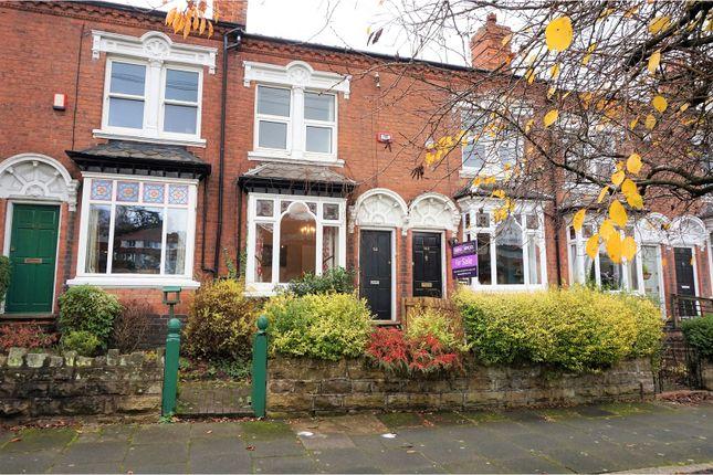 Thumbnail Terraced house for sale in War Lane, Birmingham
