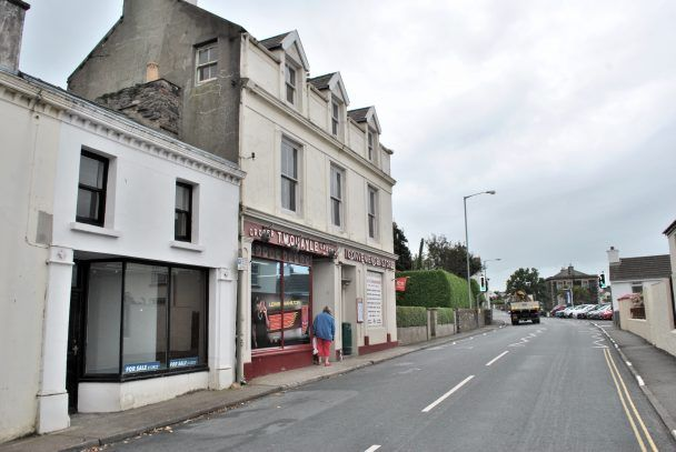 Thumbnail End terrace house to rent in The Old Post Office, Main Road, Kirk Michael
