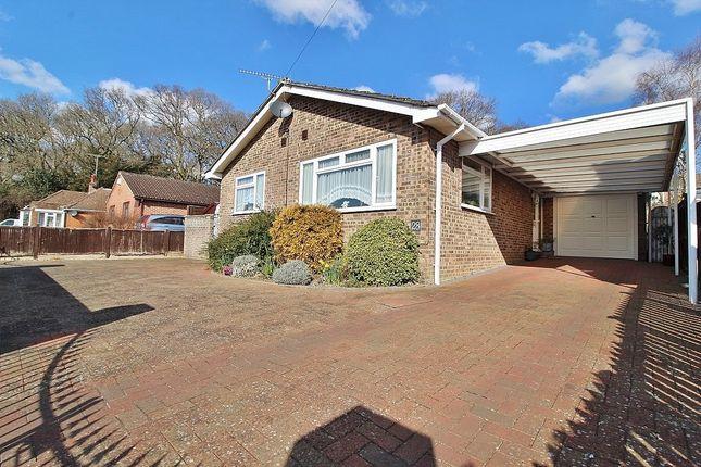 Thumbnail Detached bungalow for sale in Longwood Avenue, Cowplain, Waterlooville