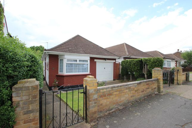 Thumbnail Detached bungalow for sale in South View Road, Benfleet