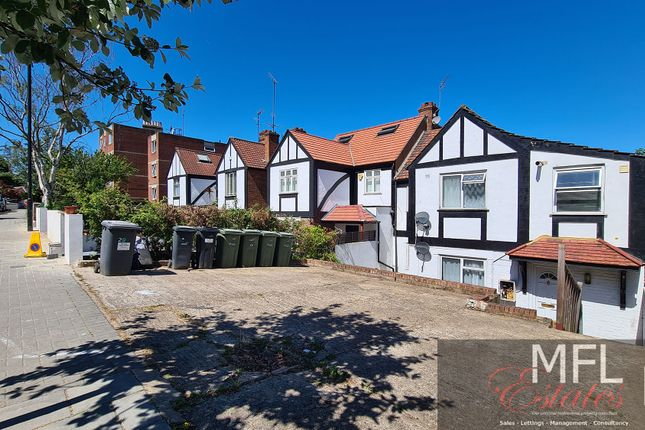 Thumbnail Maisonette to rent in Knollys Road, Streatham
