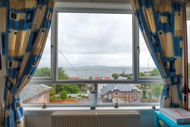 View From Master of Brougham Street, Greenock PA16