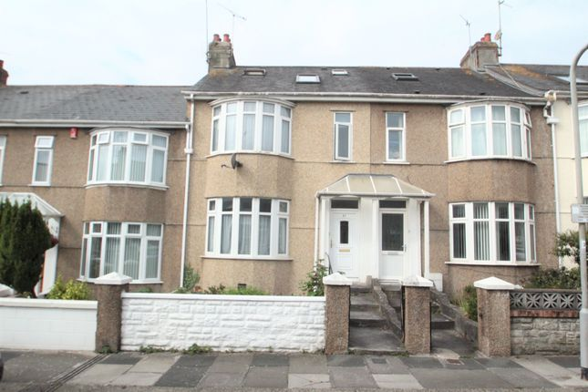 Thumbnail Terraced house for sale in Ridge Park Avenue, Plymouth